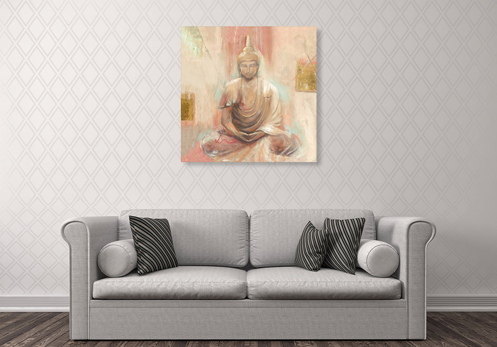 Print on Canvas Living Room Art