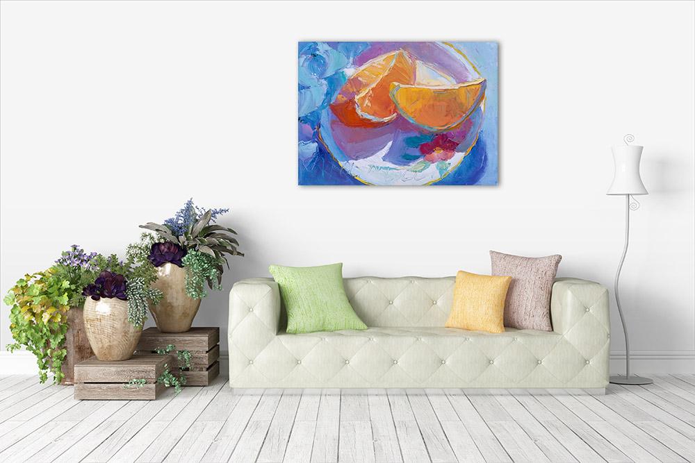 Still Life Fruit Art Print