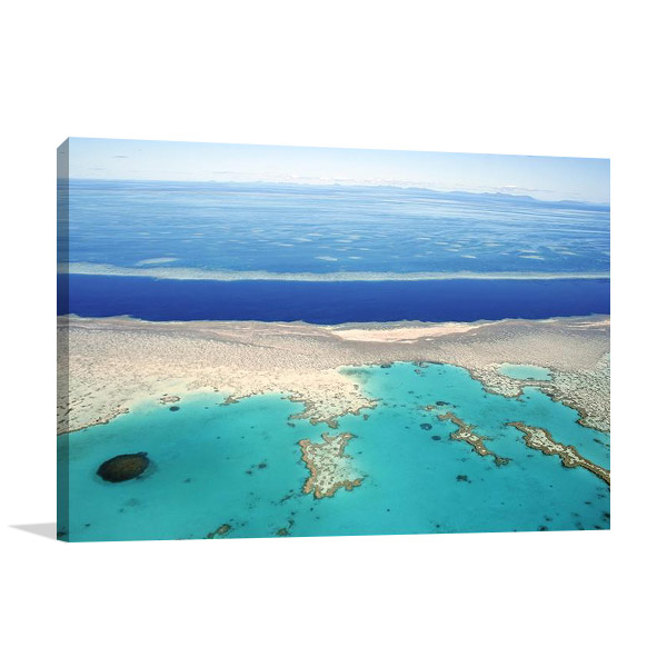 Australia Great Barrier Reef | Wall Print