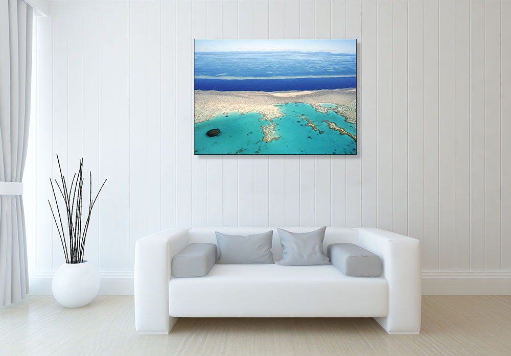 Queensland Australia Wall Canvas Print