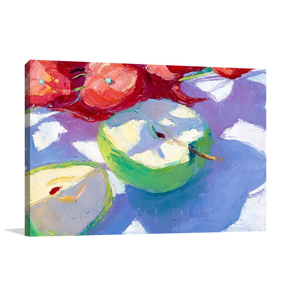 Green Apples Print   Biggio