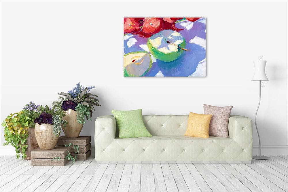 Fruits Art Print on Canvas