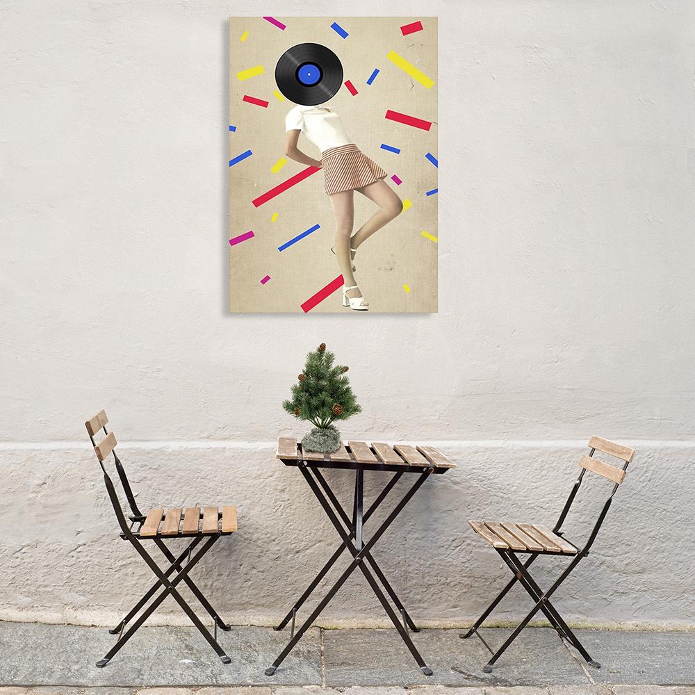 Figurative Wall Art Canvas