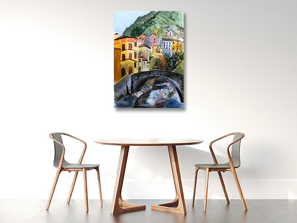 Townsville Prints Canvas