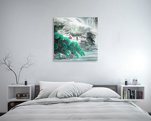 Traditional Scenery Canvas Prints