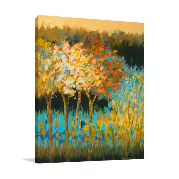 The Woods Wall Art Print