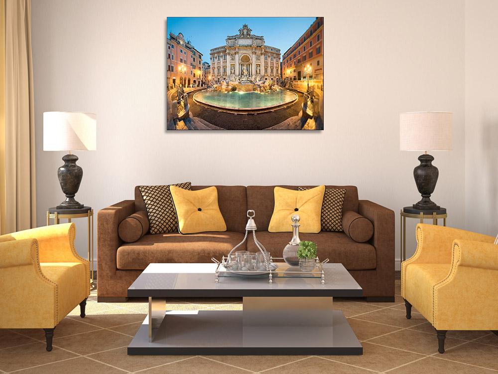 Rome Italy City Art Photography