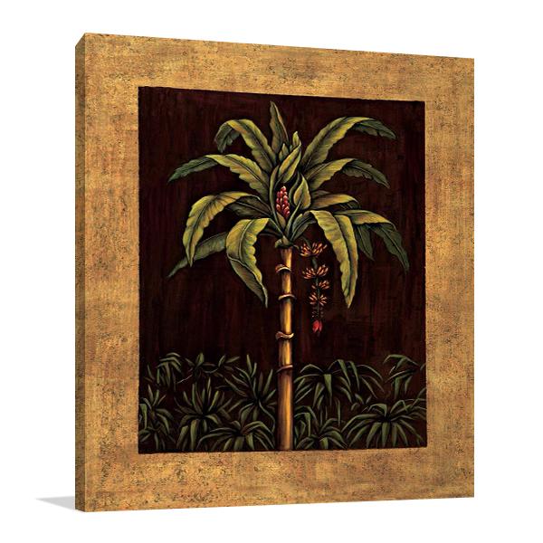 Tropical Paradise II Wall Art Print