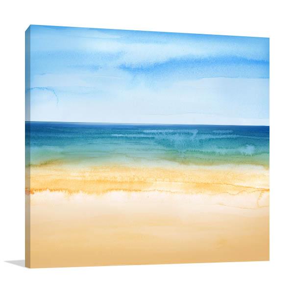 Tropical Sea Art Prints