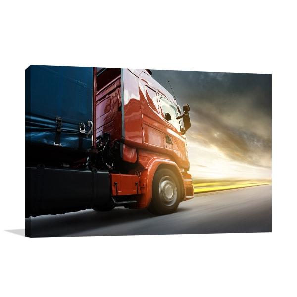 Truck Art Prints