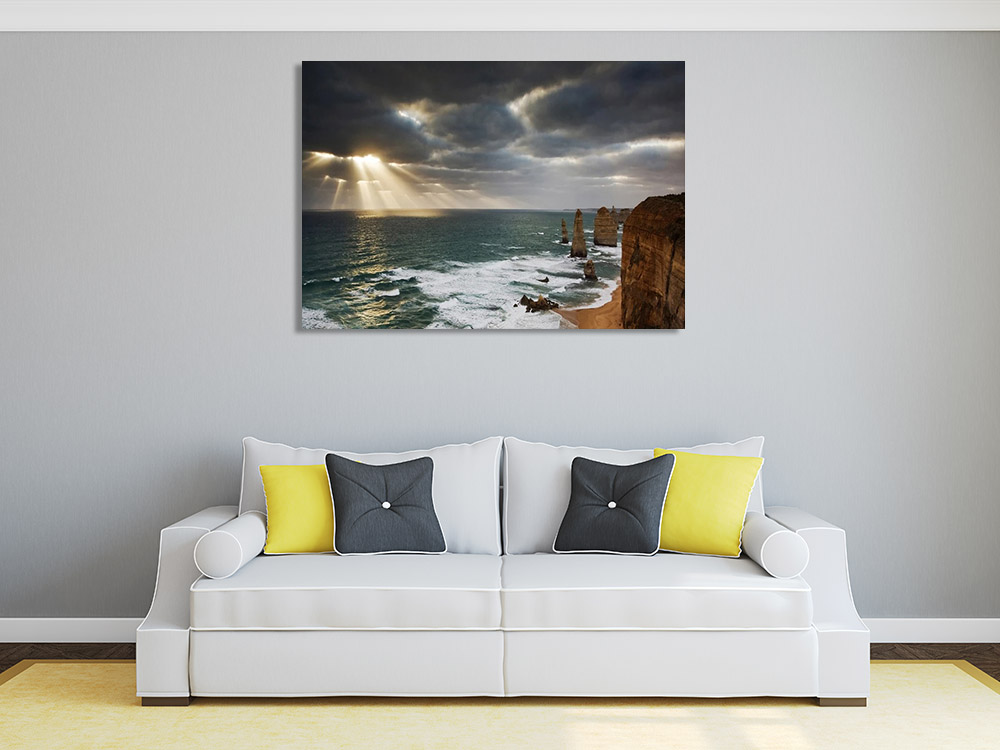 Victoria Australia Ocean Print