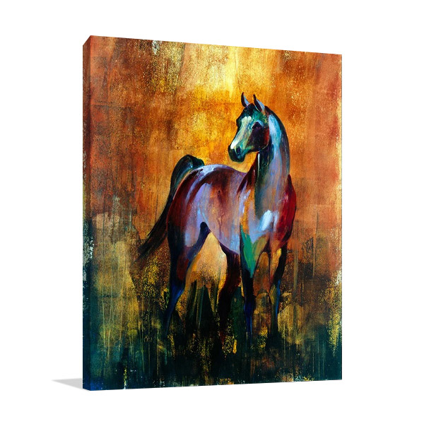 Unbridled II Canvas Print | James