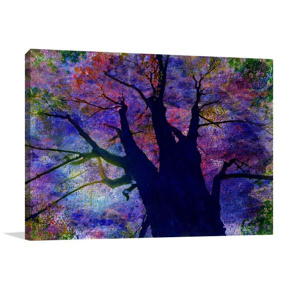 Under the Tree Print Artwork