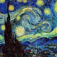 Van Gogh | Starry Night Replica Painting