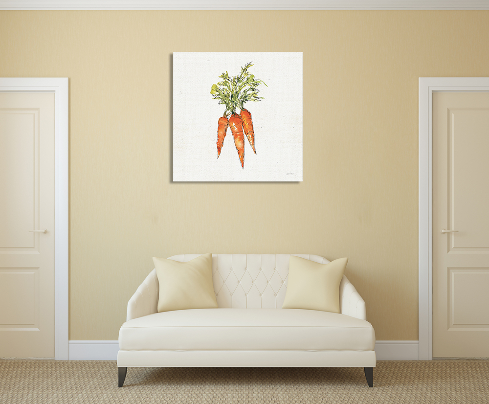 Vegetable Framed Artwork