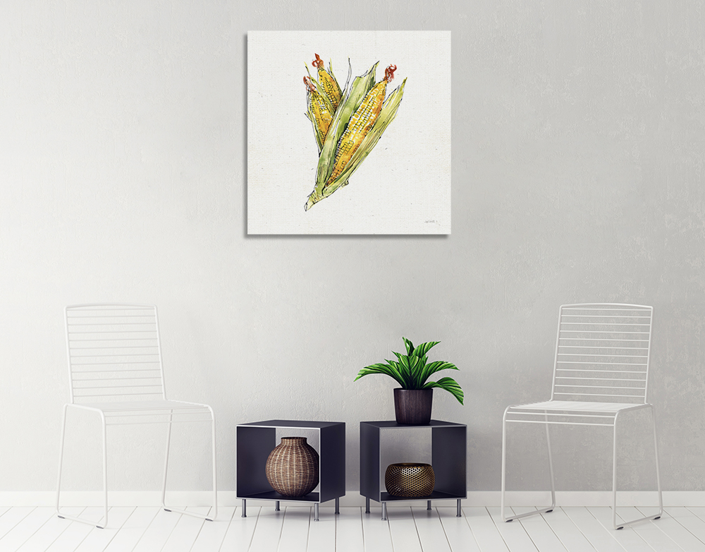 Square Dining Room Photo Art