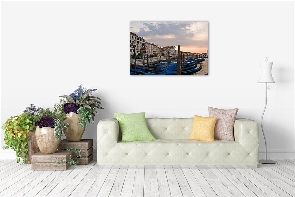 Canvas Print Beach House Room