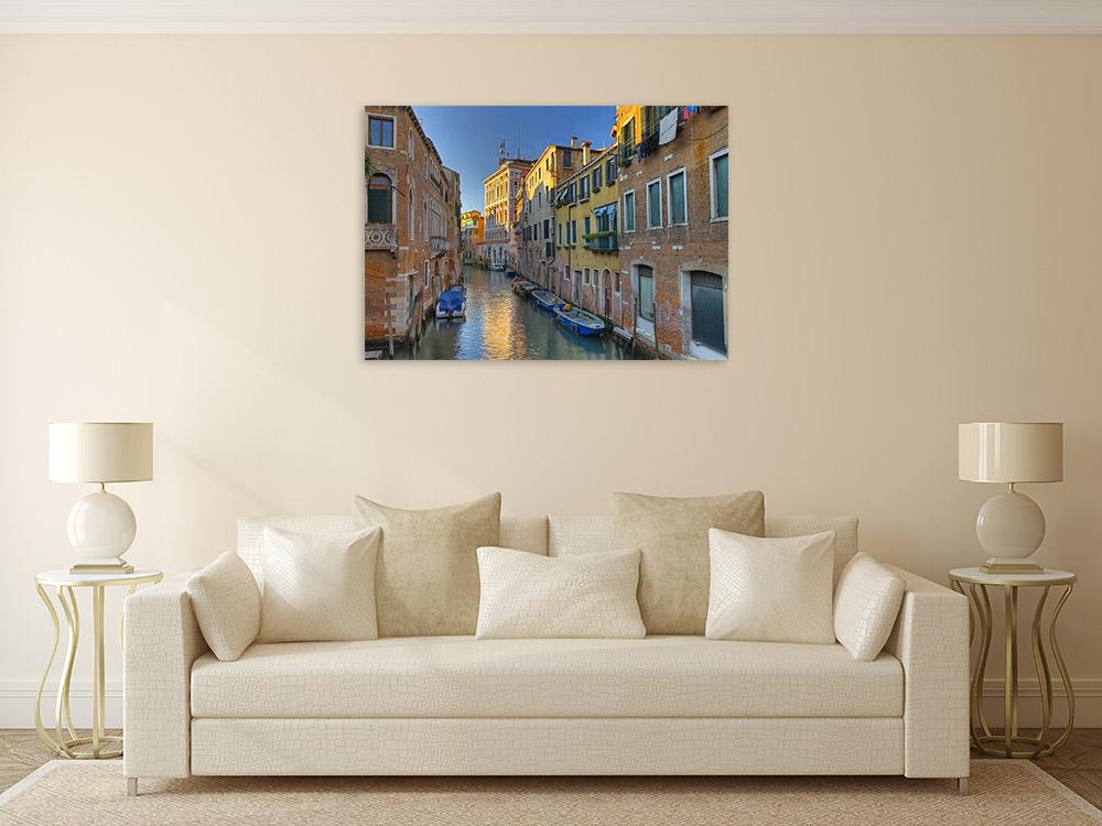 Canvas Print Venice Italy