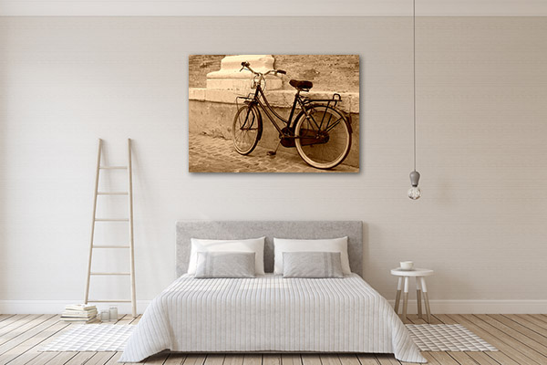 Vintage Bicycle Artwork