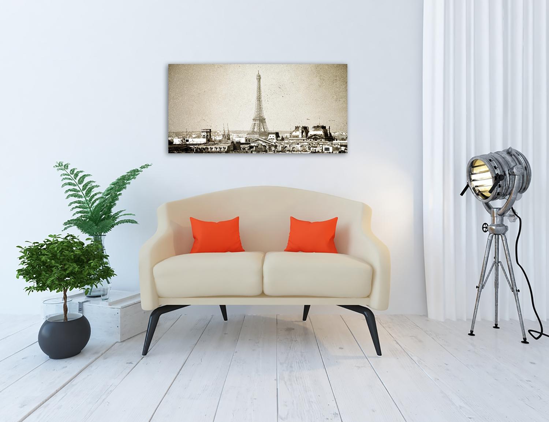 Vintage Canvas Wall Print