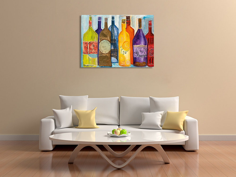 Still Life Canvas Wall Art Print