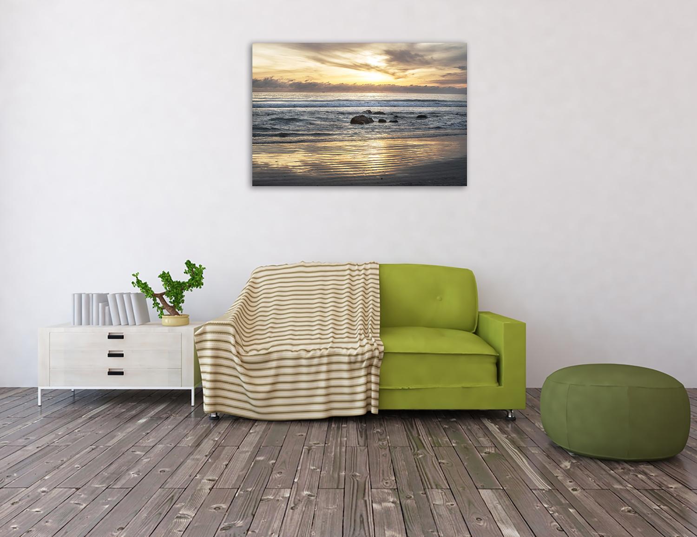 Beach Home Canvas Wall Art