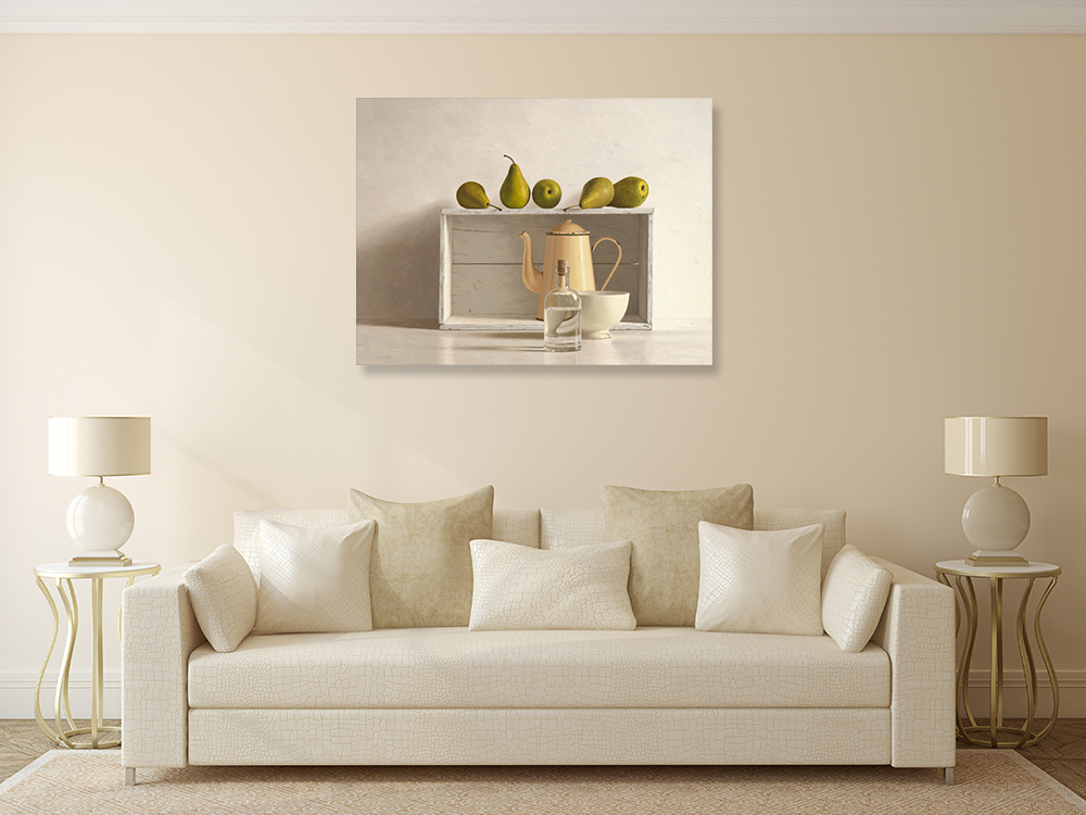 Home Wall Print on Canvas