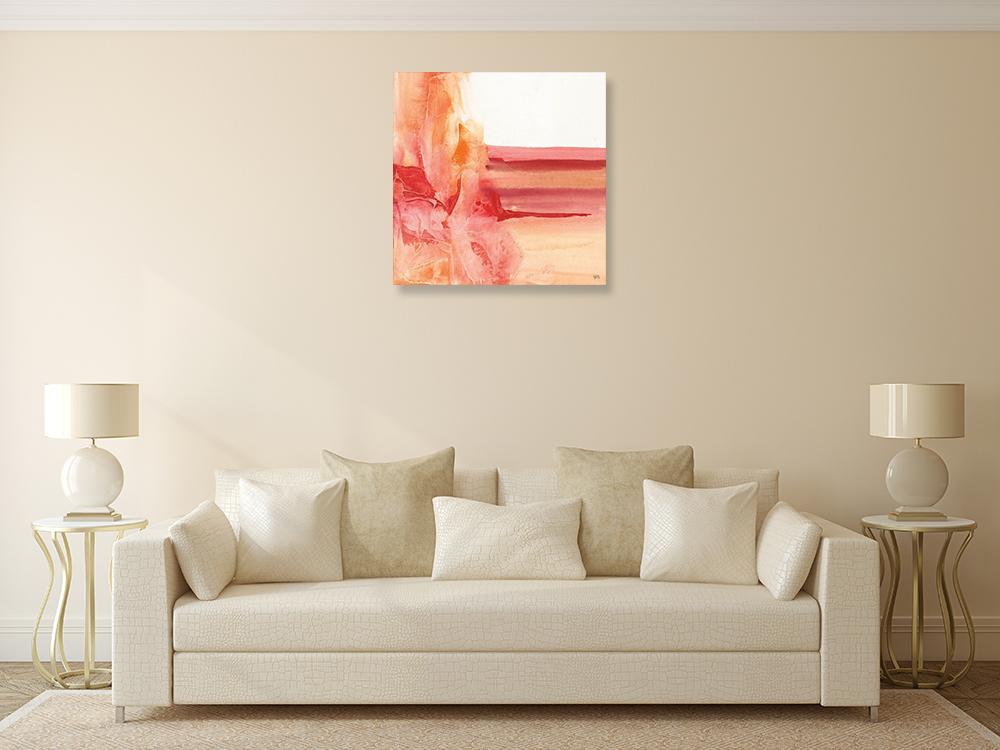 Abstract Modern Canvas Print
