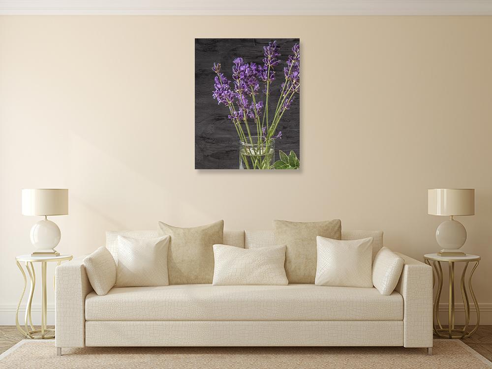 Botanical Floral Wall Art Print