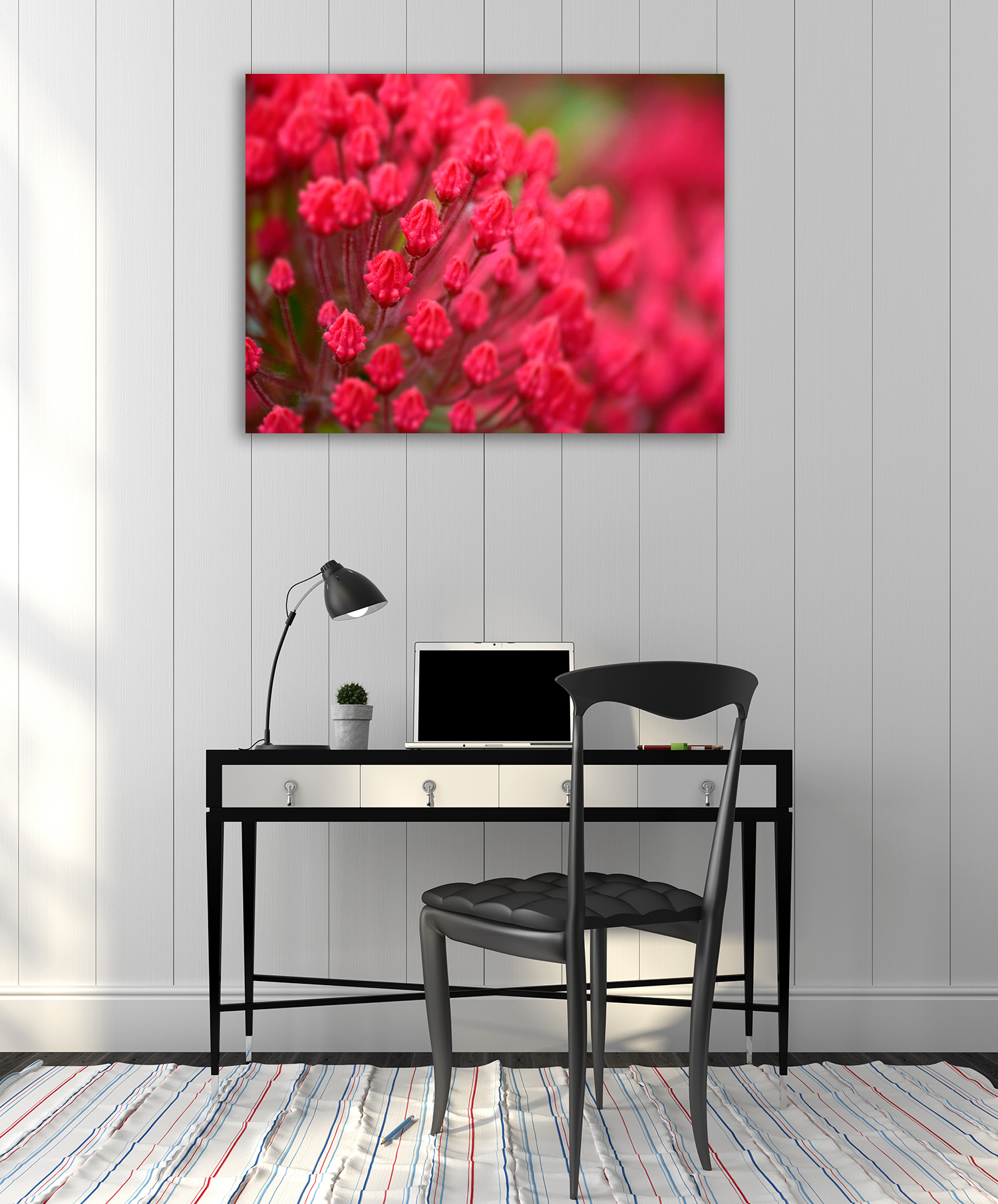 Photography Floral Wall Print