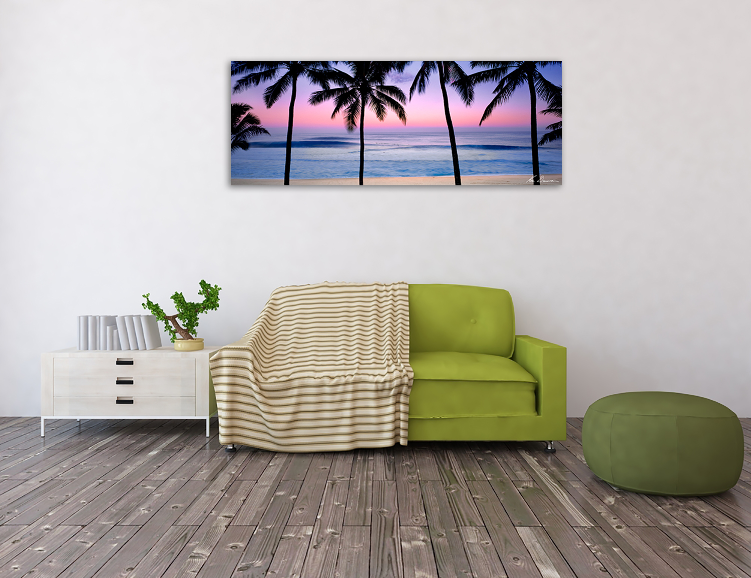Living Room Wall Art on Canvas