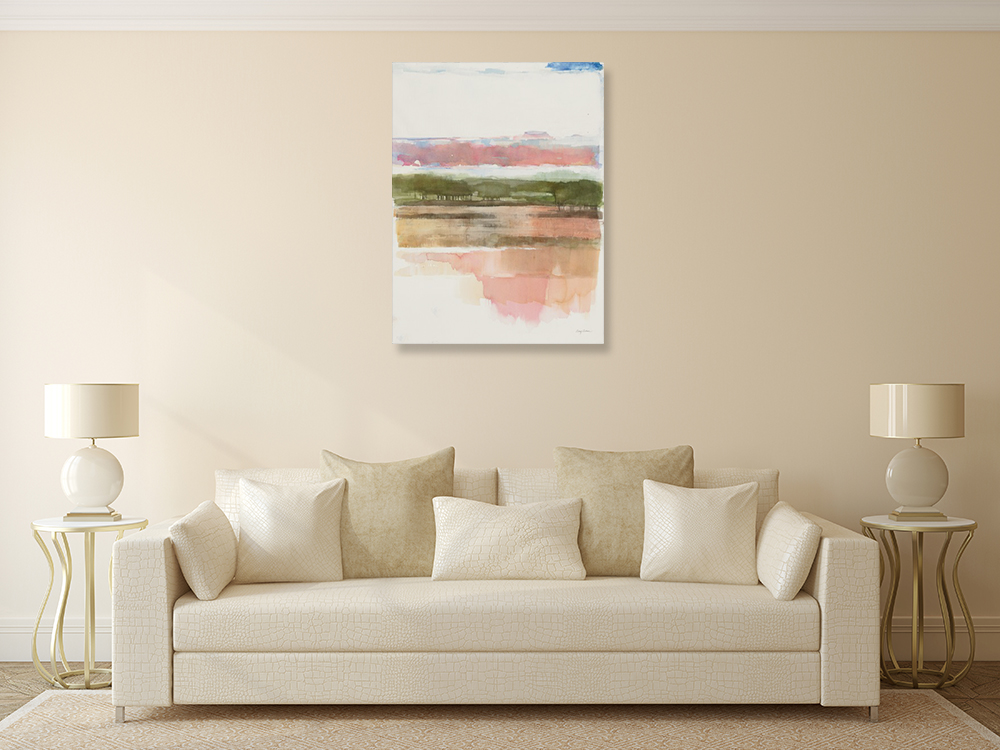 Home Canvas Print Australia