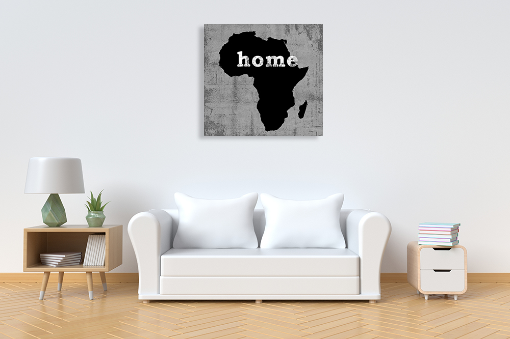 Africa Wall Art on Canvas