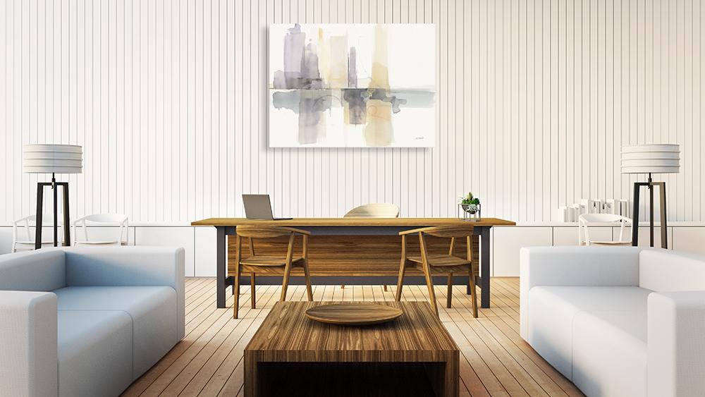 Online Home Wall Art Print