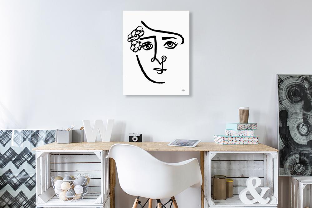 Figurative Wall Art Print