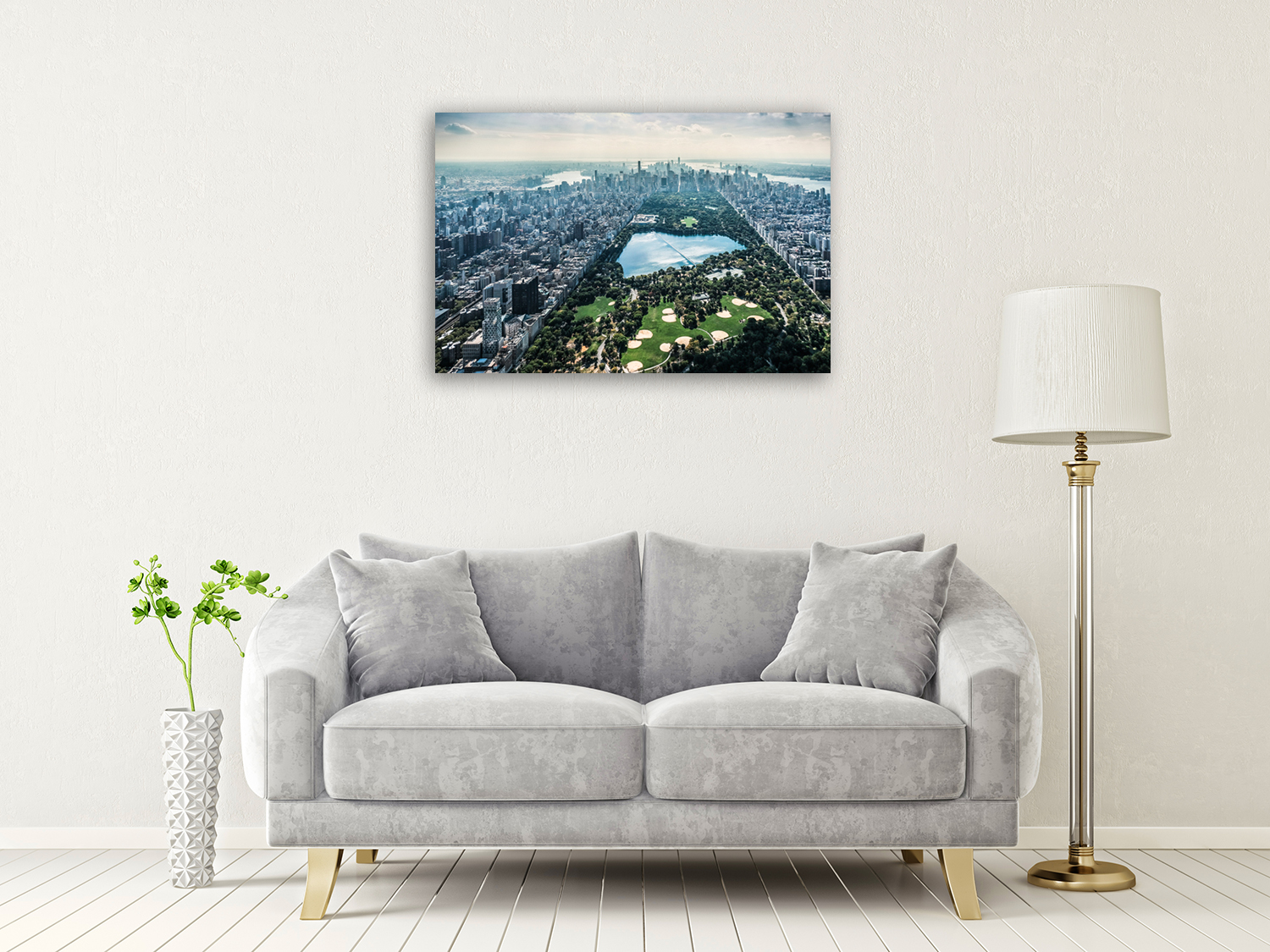 Cityscapes Photography Wall Print