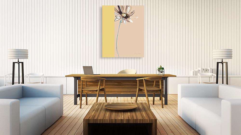 Flower Art Wall Art Print