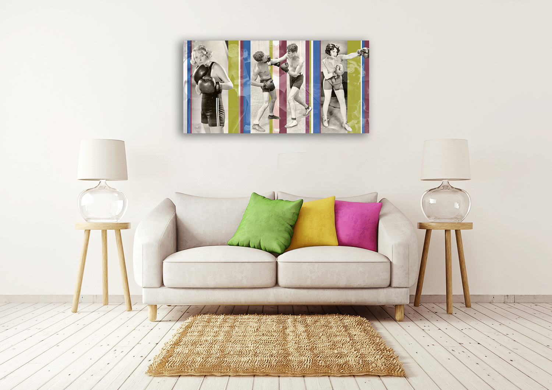 Sports Canvas Art Print Online