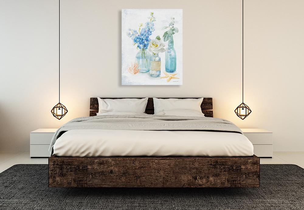 Bedroom Wall Canvas Art Print