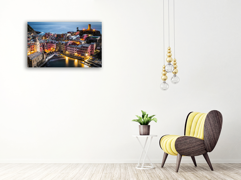 Beautiful Places Art Print Canvas