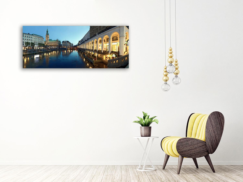 Panoramic Home Wall Art Print