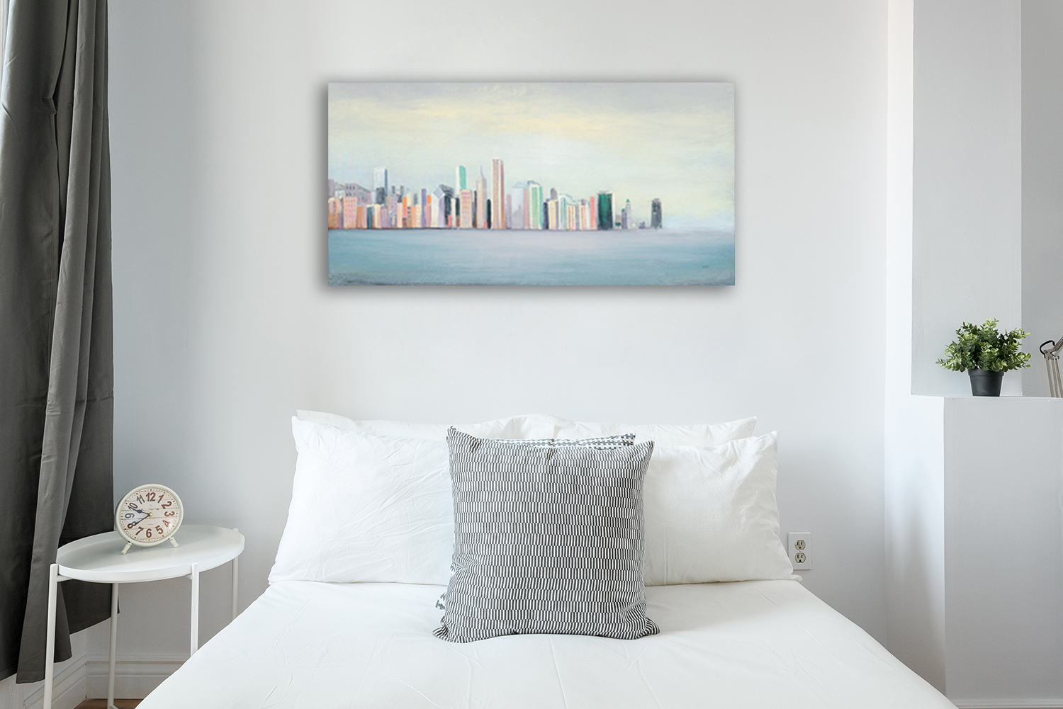 Panoramic Wall Art on Canvas