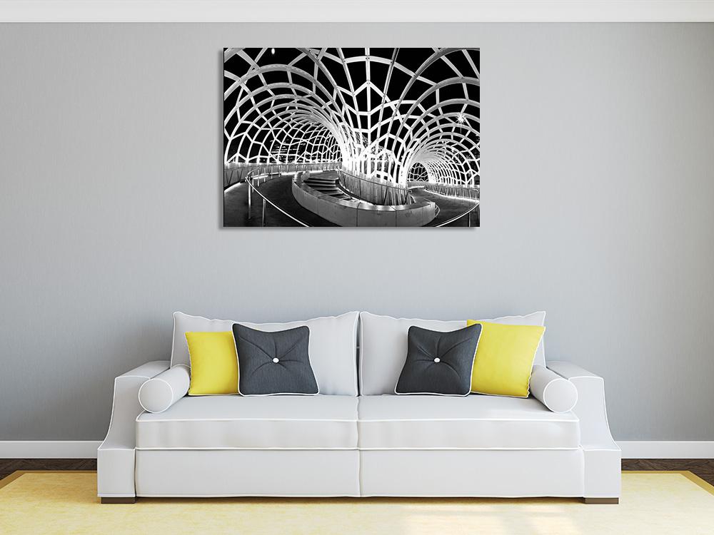 Melbourne Bridge Australia Print
