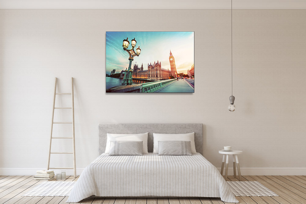 Photography Cityscape Wall Print
