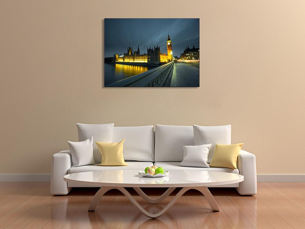 Cityscape Photography Print London