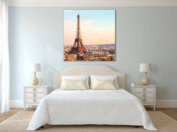 When in Paris Canvas Prints