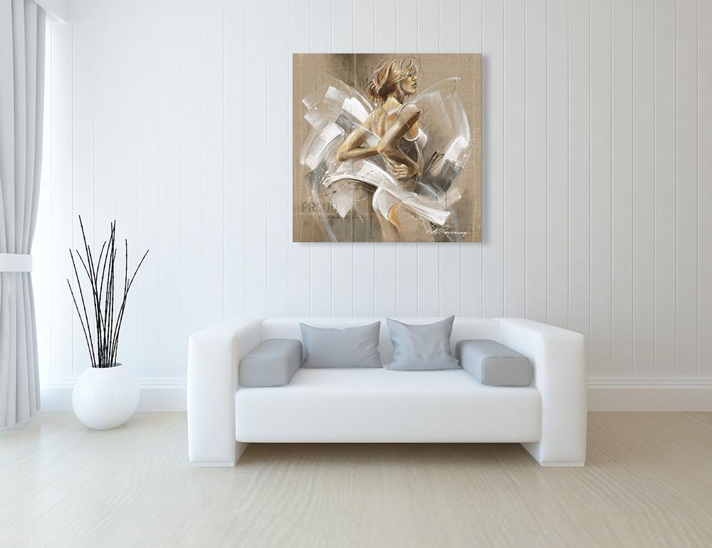 Dance Figurative Wall Print