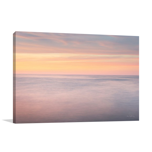 Whitefish Point Sky Wall Art Print