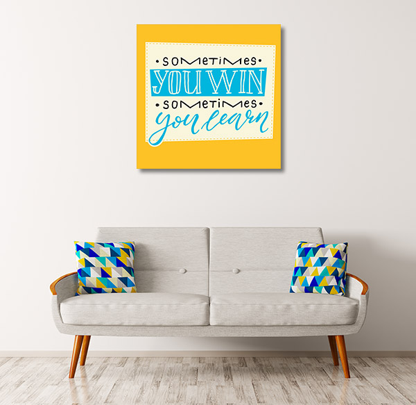 Win and Learn Artwork