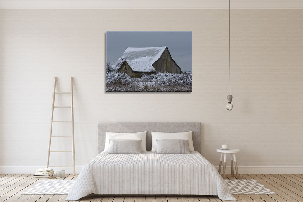 Contemporary Photography Wall Print